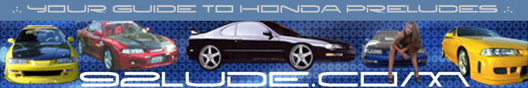 Honda Prelude Message Board, Pictures, Forum, Specs, Performance Mods